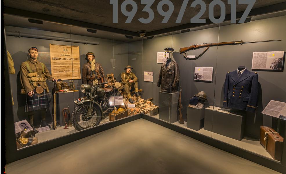 Musée Mémoire 39-45 - 1939-2017