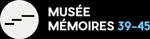 Musée Mémoire 39-45 Mobile Logo