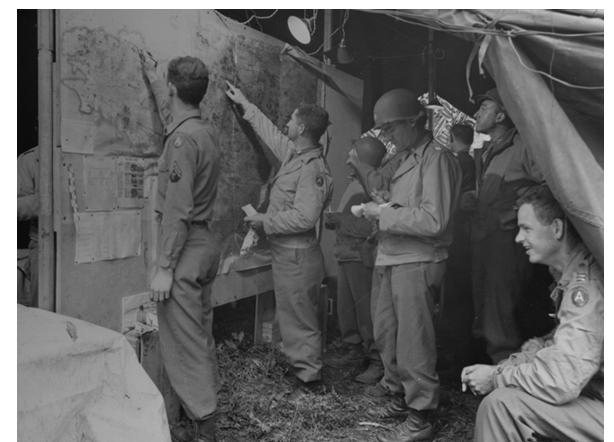 Bataille de Brest 1944 - Musée Mémoires 39-45